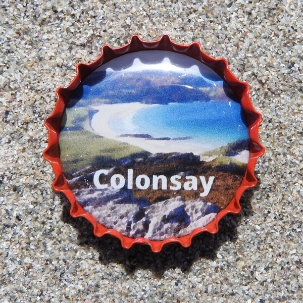 Colonsay Beach Magnet