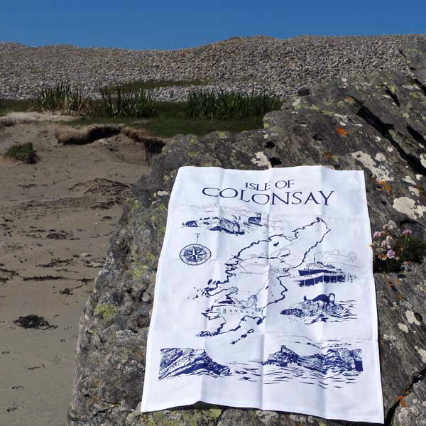 Colonsay T~Towel