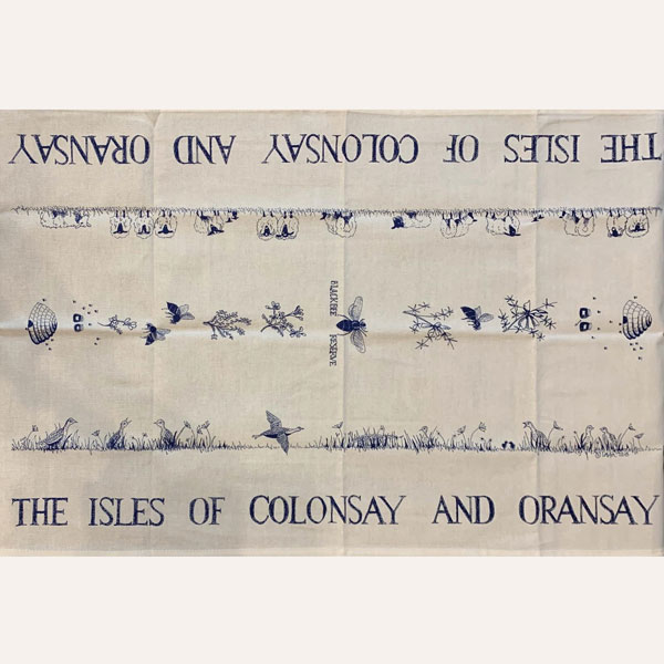 Colonsay Oronsay T~Towel