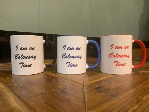 Colonsay Time Mugs